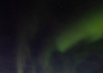 Aurora Borealis over Alsvåg - Foto: Henrik Rødsand